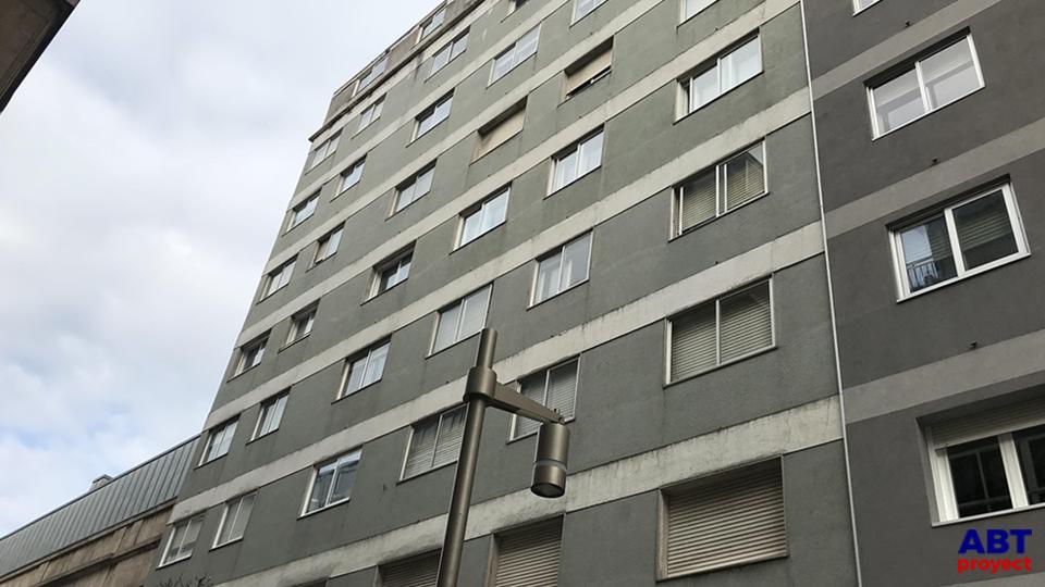 fachada sin rehabilitar