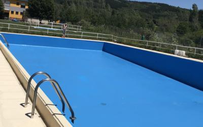 Impermeabilización de piscinas públicas