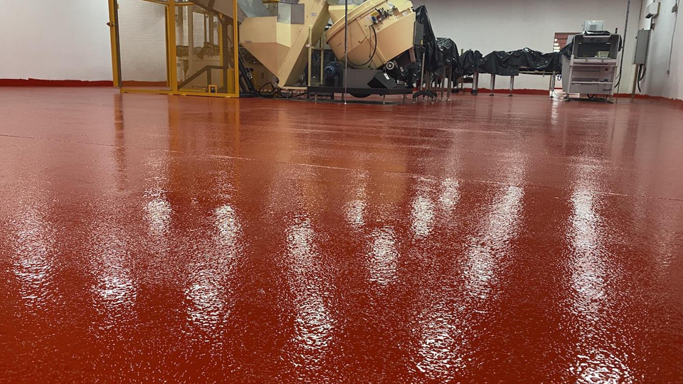 pavimentación industrial epoxi